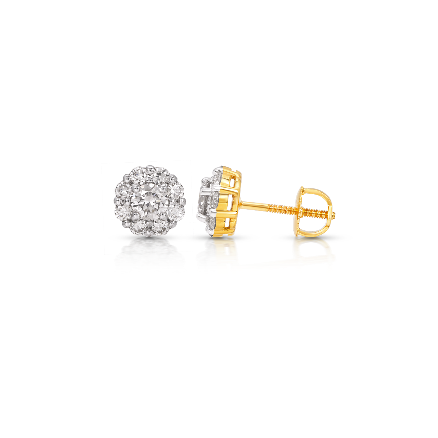 Illusion Round Stud-2