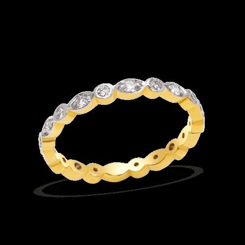 MQ-RD Anniversary Ring