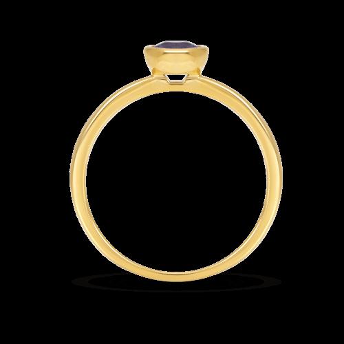 Purple Sapphire Ring-1