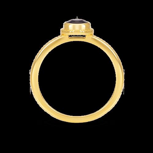 Purple Sapphire Ring-2