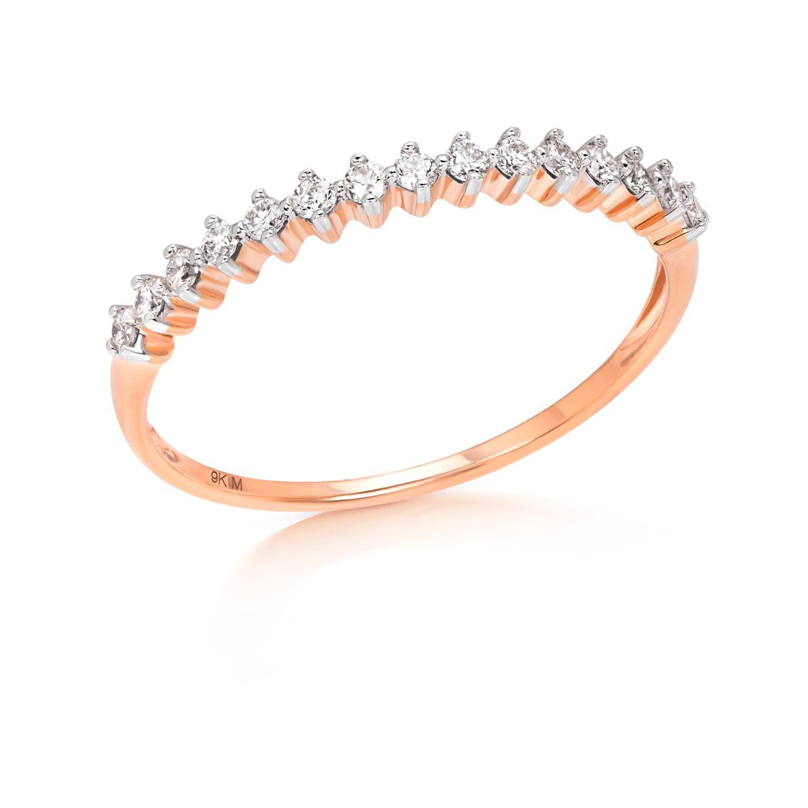 Cluster Anniversary Ring-3